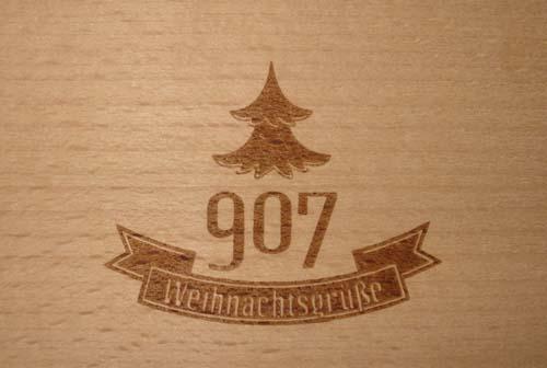 907 Weihnachtsgrüße