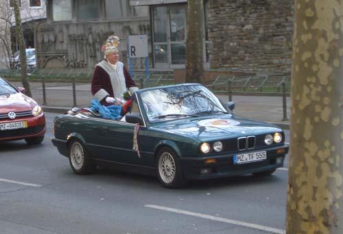 Mainzer Kappenfahrt 2014