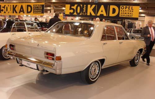Opel KAD
