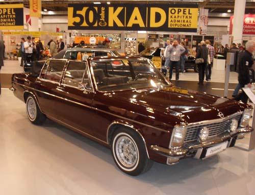 Opel Diplomat Cabrio