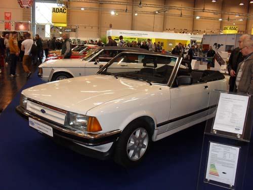 Ford Granada Cabrio