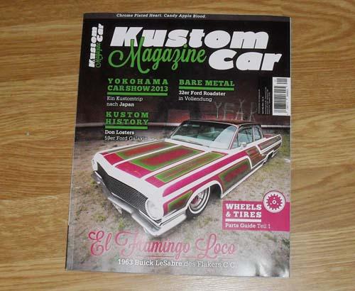 Kustom Car Magazine