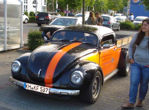 VW Käfer Pickup