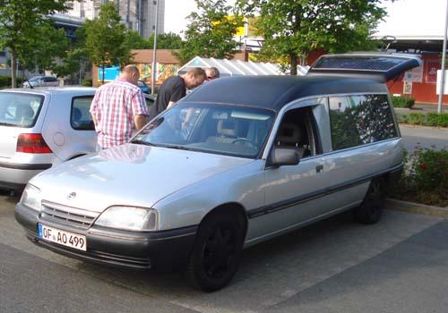 Opel Omega A Leichenwagen