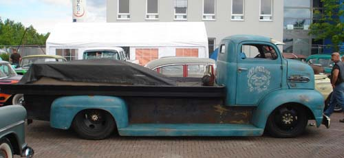 Ford COE 1951