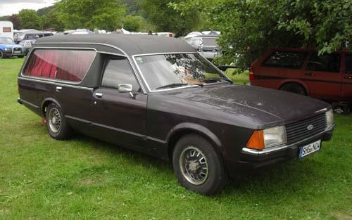 Ford Granada Leichenwagen