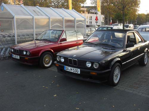BMW E30 Cabrio