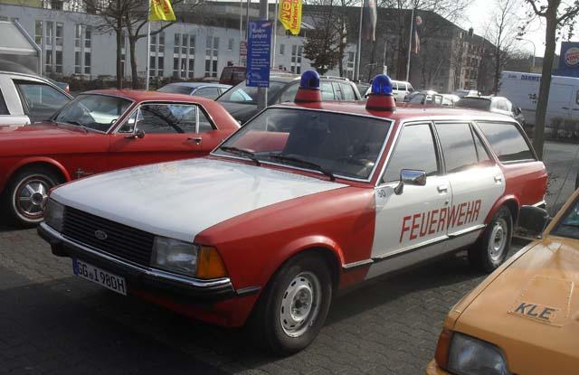 Ford Granada Feuerwehr