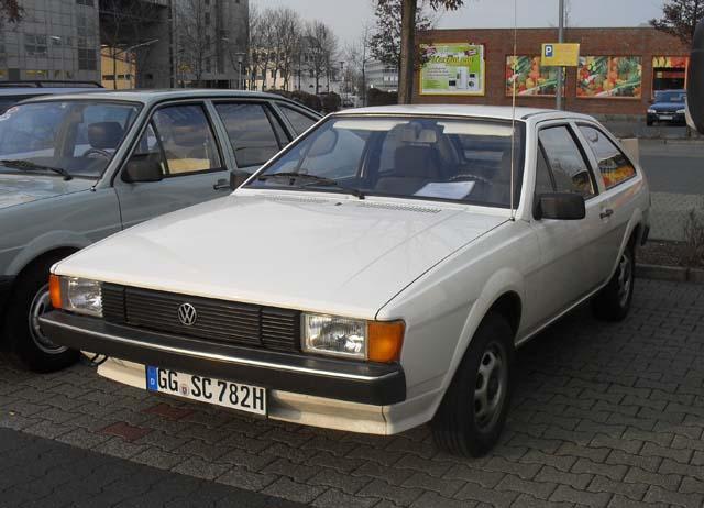 VW Scirocco 2