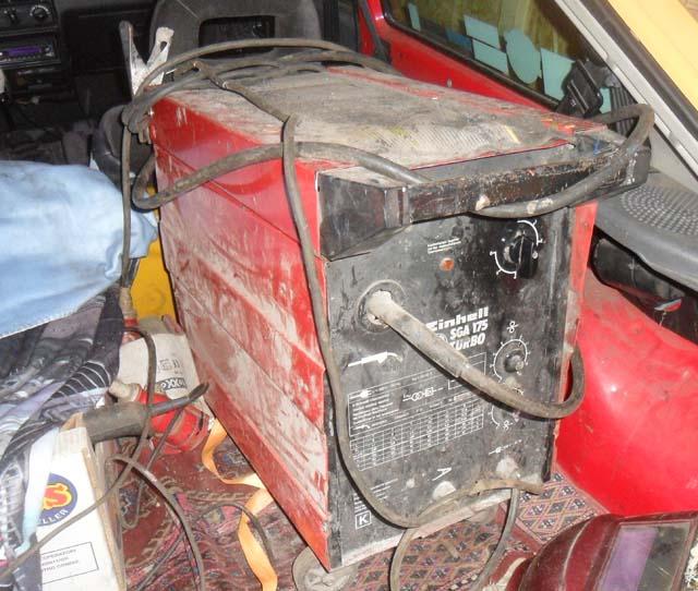 Einhell SGA 175 Turbo