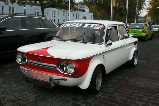 NSU Prinz TT