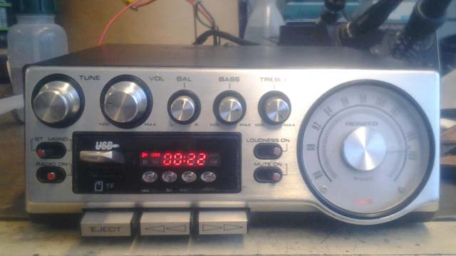 Pioneer KP 500 mit MP3 Modul