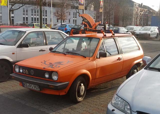 VW Prolo 86C