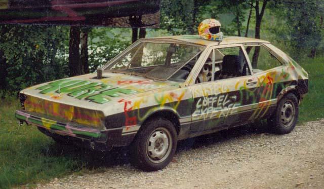 Scirocco 1 Stockcar