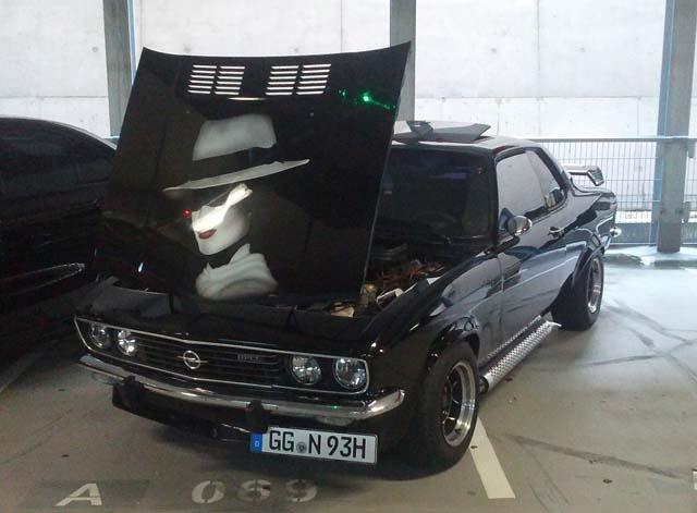 Opel Manta A Tuning