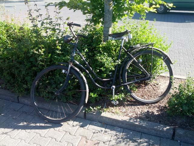 Rixe Fahrrad
