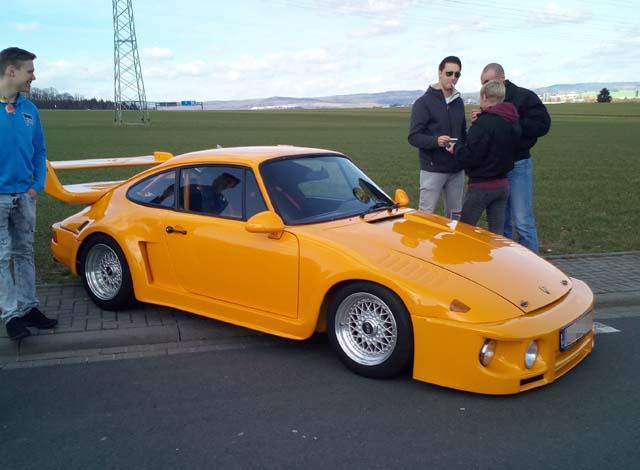 Porsche 911 Flachschnauzer