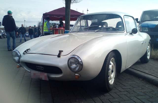 DKW Monza