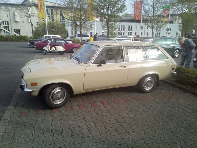 Opel Ascona A Caravan