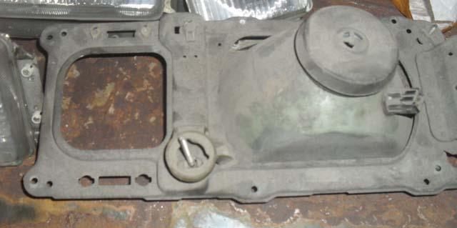 VW Scirocco 2 Scheinwerfer
