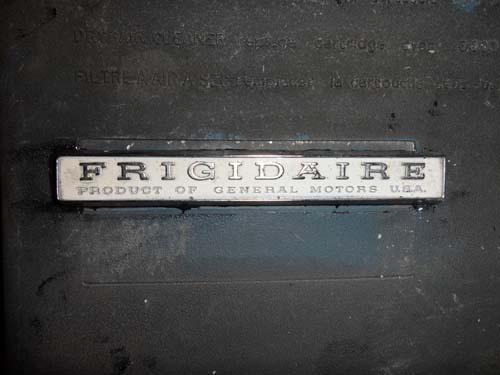 Frigadaire GM Kühlschrank